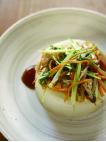 大根の野菜ソース