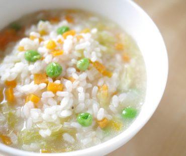 お米でパパッと! お手軽1人ご飯♪
