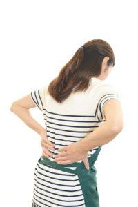 腰痛も食べものが原因? 腰痛の話①