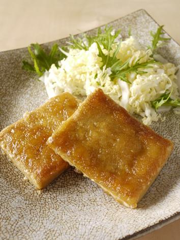 高野豆腐ステーキ(490k)