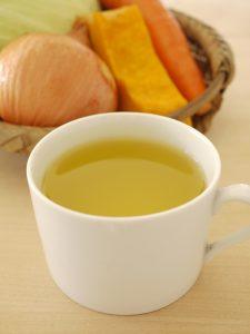 「甘い野菜のスープ」血糖値の安定に食欲抑制に効果抜群!