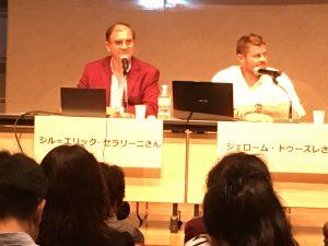 改めて知る農薬の危険性-セラリーニ教授講演会