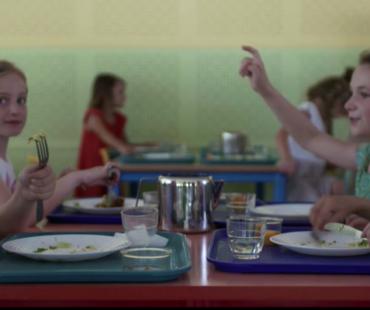 映画「給食からの革命」(有機農業映画祭ご報告)